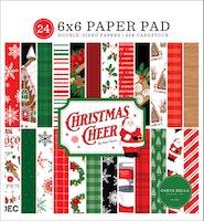 Carta Bella - Christmas Cheer 6x6 Paper Pad