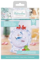 Crafter's Companion - Watercolour Christmas Elegant ...