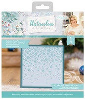 Crafter's Companion - Watercolour Christmas Embossing ...