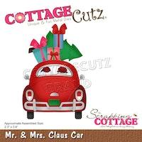 Cottage Cutz - Mr & Mrs Claus Car