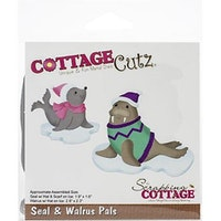 Cottage Cutz - Seal & Walrus Pals