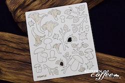 Chipboard – Mushrooms