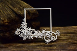 Chipboard - Layered frame