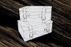 Chipboard - Suitcases