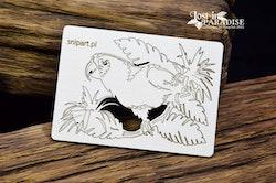Chipboard - Parrot