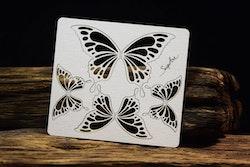 Chipboard - Butterfly wings