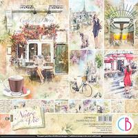 Ciao Bella Paper Pad 12x12 - Notre Vie
