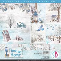 Ciao Bella Paper Pad 12x12 - Time For Home Special ...
