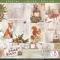 Ciao Bella Paper Pad 12x12 - The Sound of Winter ...