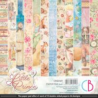 Ciao Bella Paper Pad 6x6 - The Little Prince