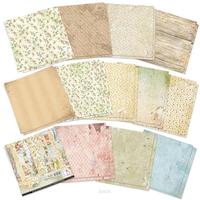 Ciao Bella Paper Pad 6x6 - Aesop´s  Fables