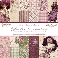 Maja Design 6x6 Collection Pack - Winter is Coming