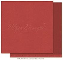 Maja Design Monochromes 12x12 Happy Shades - Santa´s  Coat