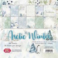 Craft & You 6x6 Paperpad - Arctic Winter