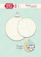 Craft & You Die - Christmas tree ball