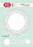 Craft & You Die - Mini Sweet Doily