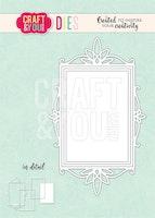 Craft & You Die - Ornament Frame