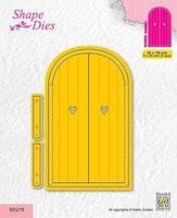 NS Shape Dies - Door