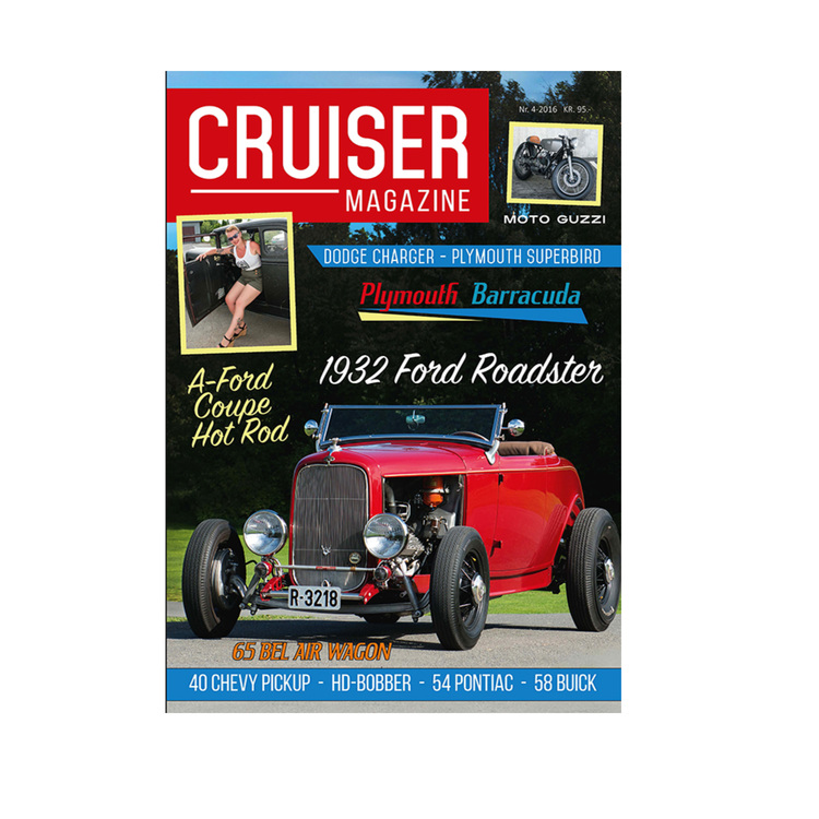 Cruiser Magazine #4-2016