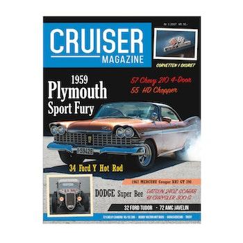 Cruiser Magazine #1-2017