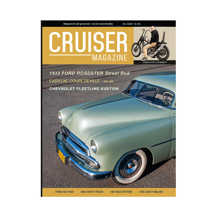 Cruiser Magazine #2-2017