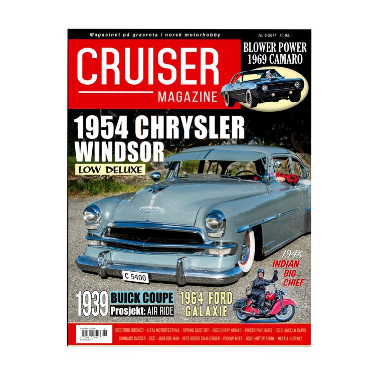Cruiser Magazine #6-2017