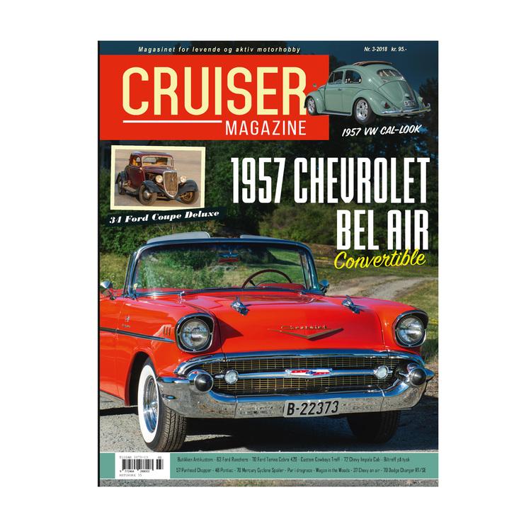 Cruiser Magazine #3-2018