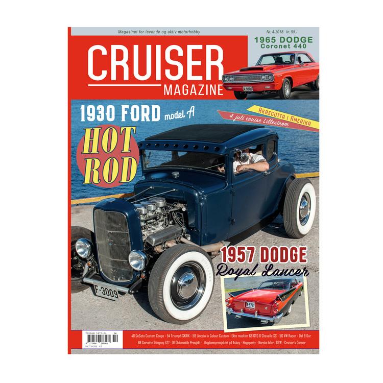 Cruiser Magazine #4-2018