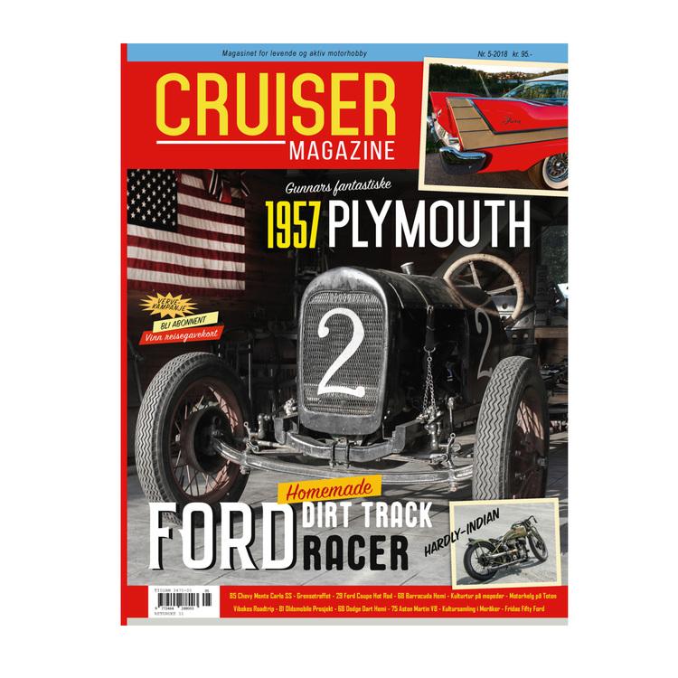 Cruiser Magazine #5-2018