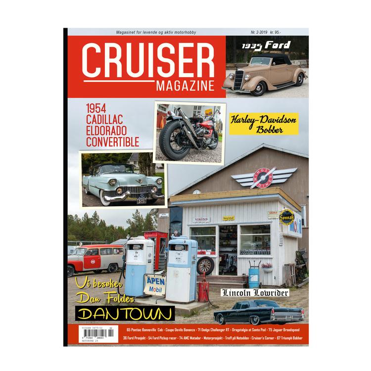 Cruiser Magazine #2-19