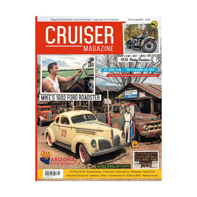 Cruiser Magazine #3-19