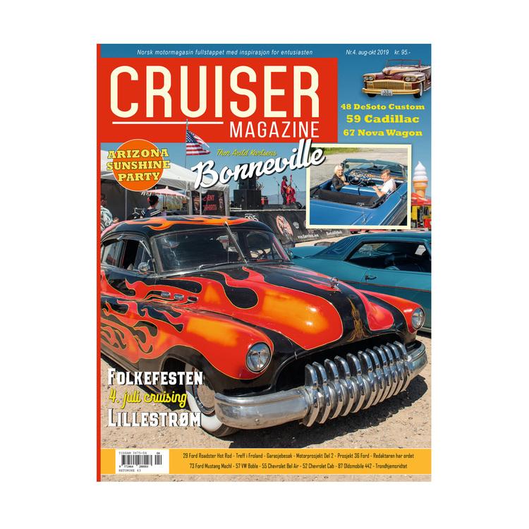 Cruiser Magazine #4-19