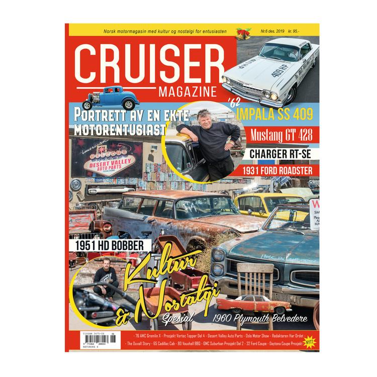 Cruiser Magazine #6-19