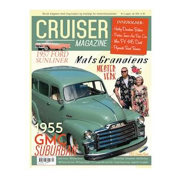 Cruiser Magazine #4-20
