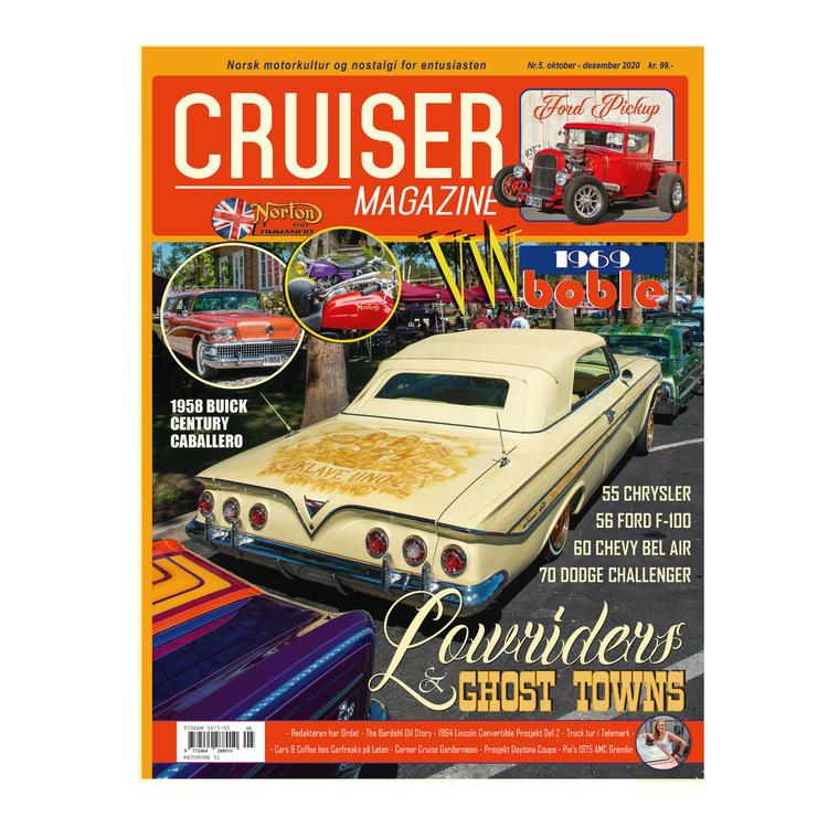 Cruiser Magazine #5-20