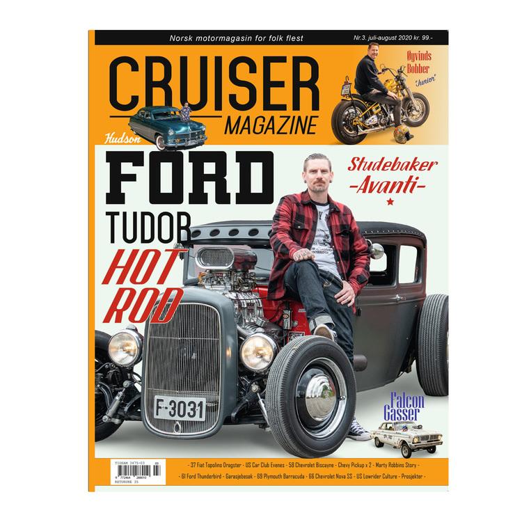 Cruiser Magazine #3-20