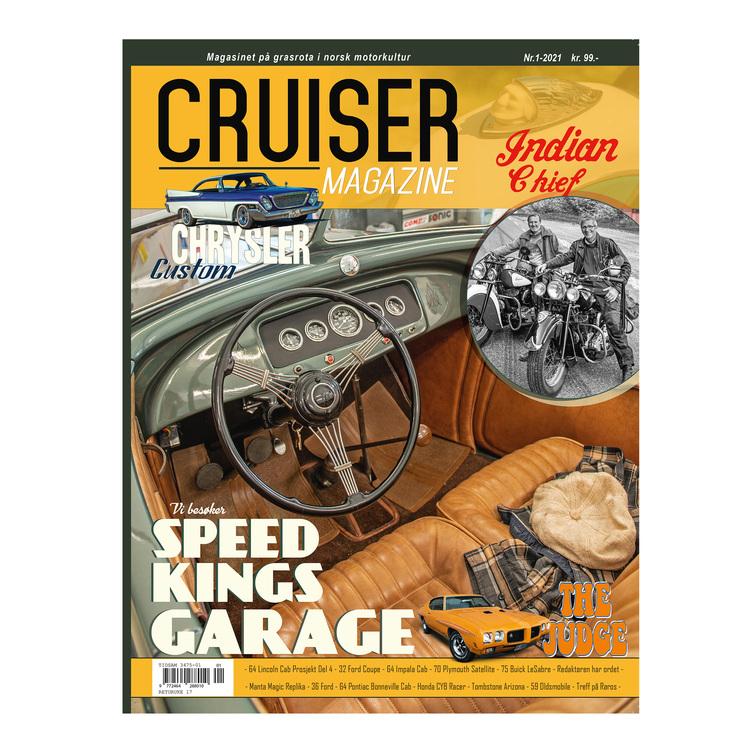 Cruiser Magazine nr.1-2021