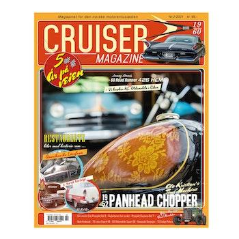 Cruiser Magazine Nr. 2- 2021