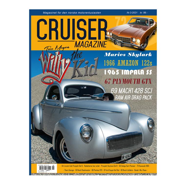 Cruiser Magazine Nr. 3- 2021