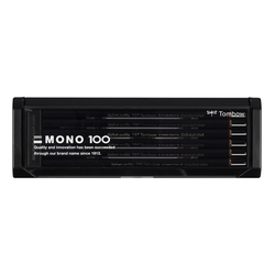 Tombow Mono 100 Blyertspennor 9H 12-pack