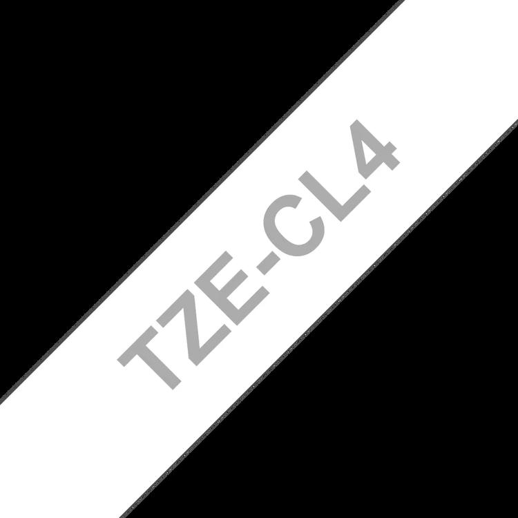 Brother TZe-CL4 orginal rengöringstape för skrivhuvuden, 18 mm