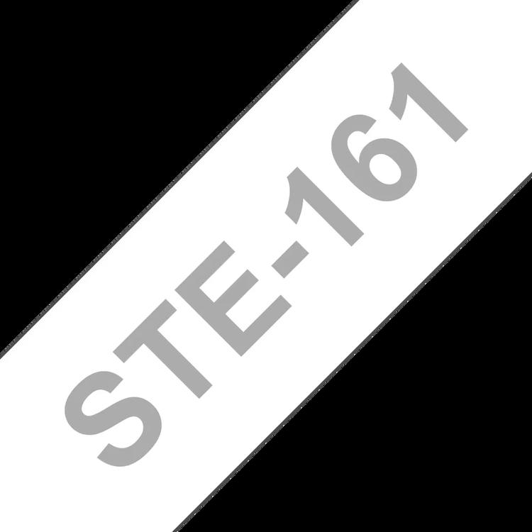 Brother STe161 original stenciltape, svart, 36 mm