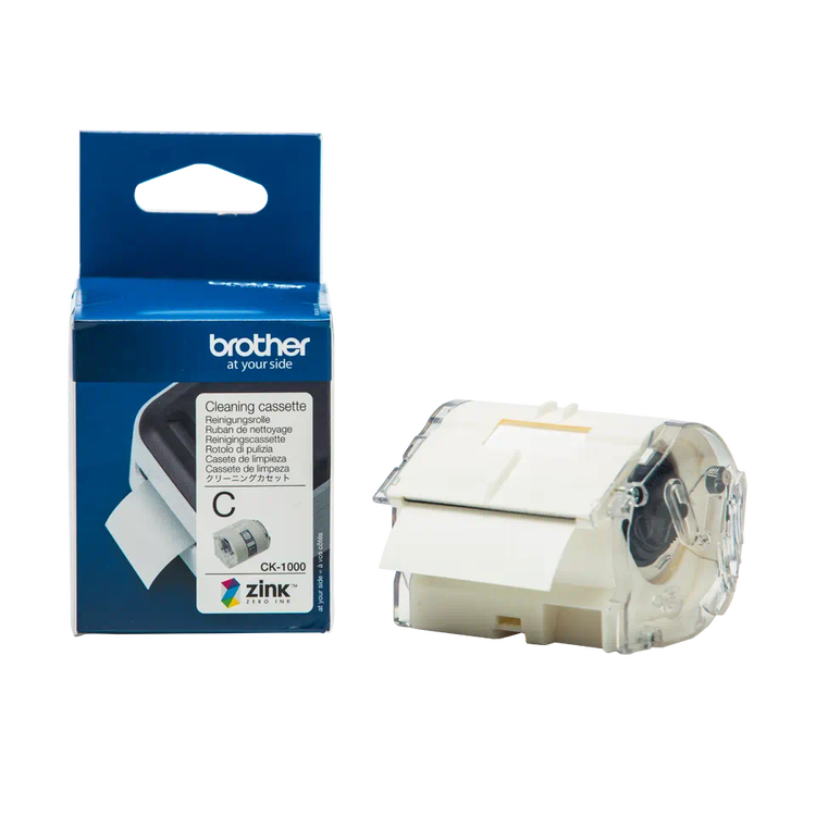 Brother CK-1000 original rengöringskassett, 50 mm
