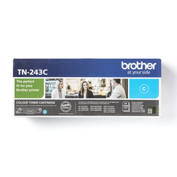 Brother TN243C original tonerkassett, Cyan