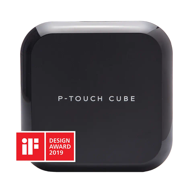 Brother P-Touch CUBE Plus, svart
