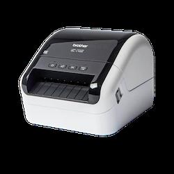 Brother QL-1100, Bred etikettskrivare för adresslappar/streckkoder