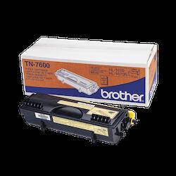 Brother TN7600 original tonerkassett, svart
