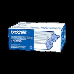 Brother TN-3130 original tonerkassett med hög kapacitet, Svart