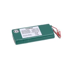 Brother BA-9000 NIMH batteri för etikettskrivare