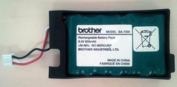 Brother BA-7000 NIMH batteri för etikettskrivare